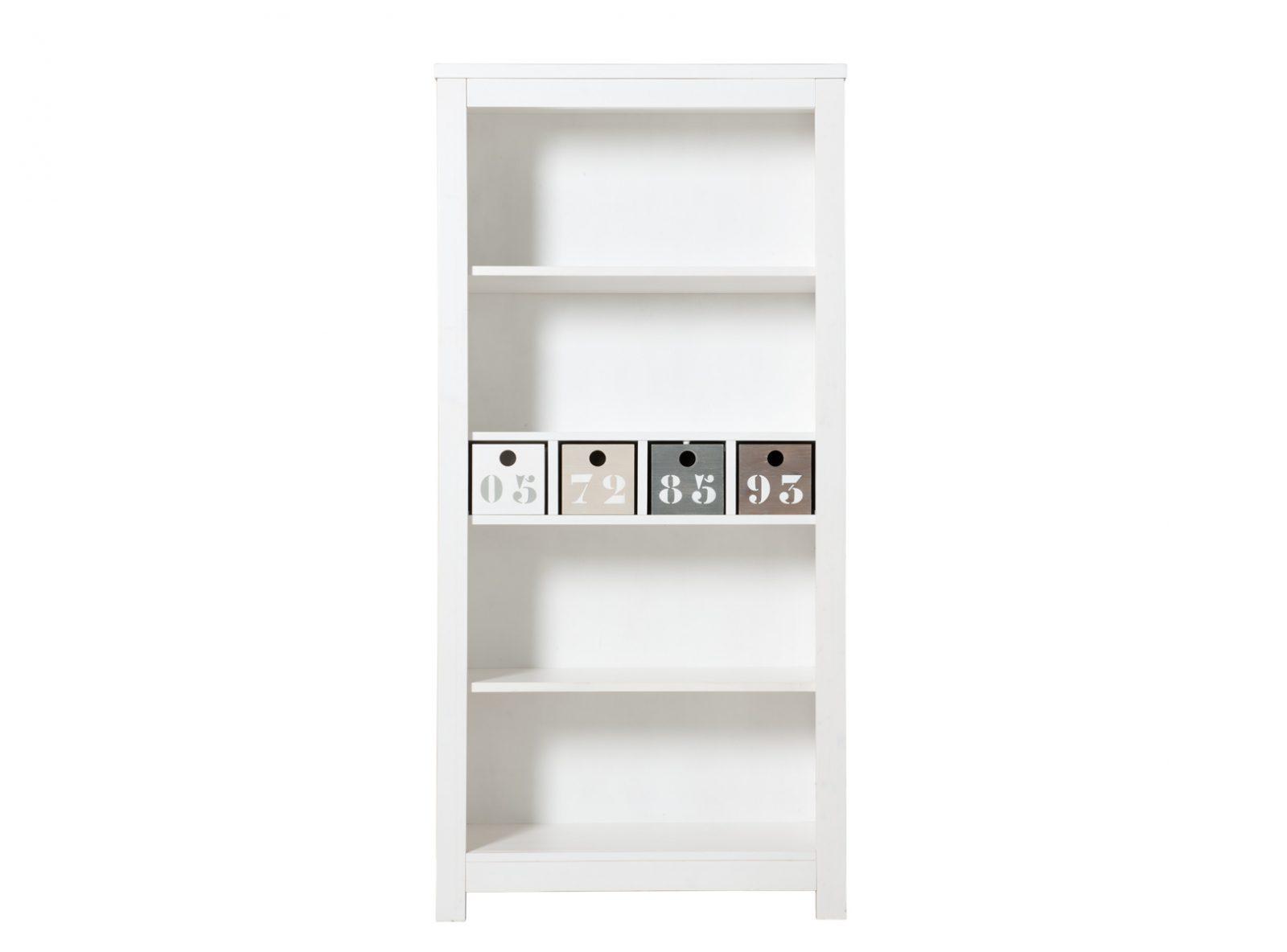 Bopita Basic Wood Boekenkast
