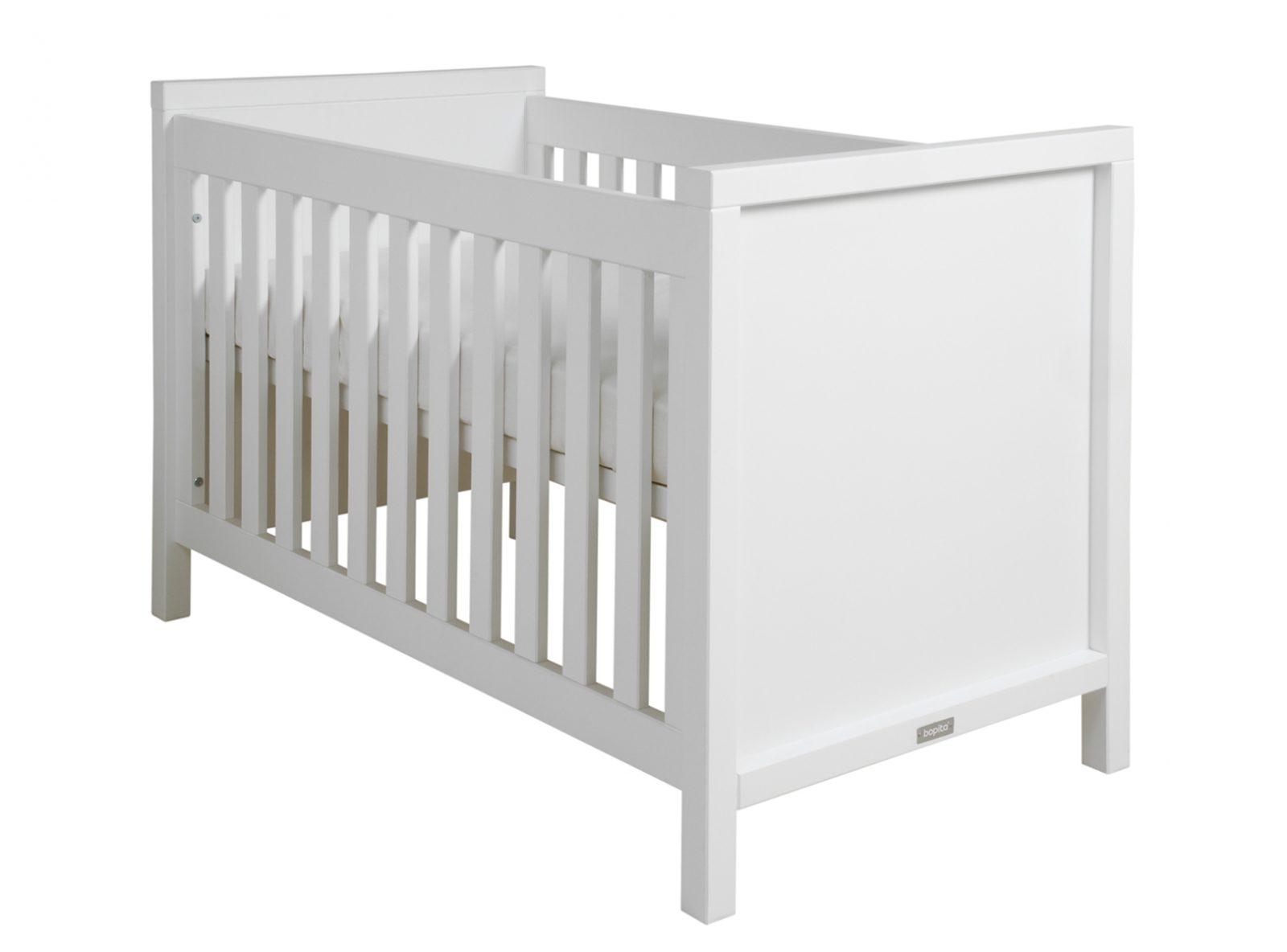 Hoogte Ledikant Baby.Bopita Corsica Ledikant 60 X 120 Cm