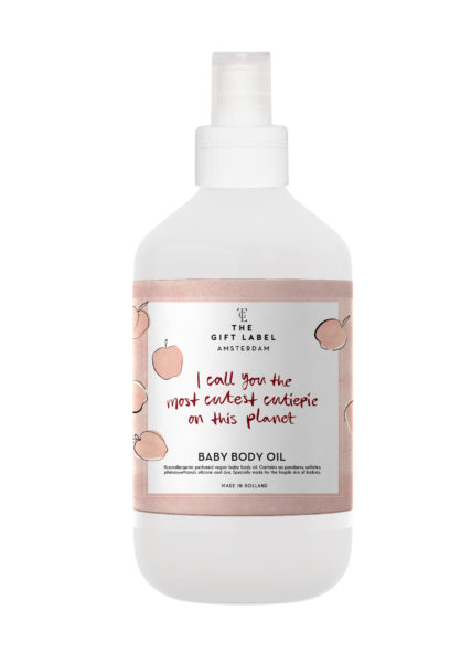 The Gift Label Baby Body Oil 250 ML