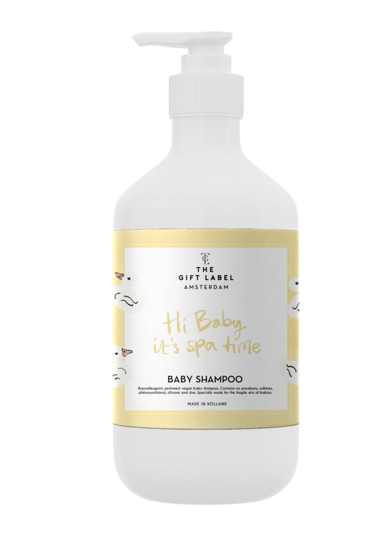 The Gift Label Baby Shampoo 250 ML