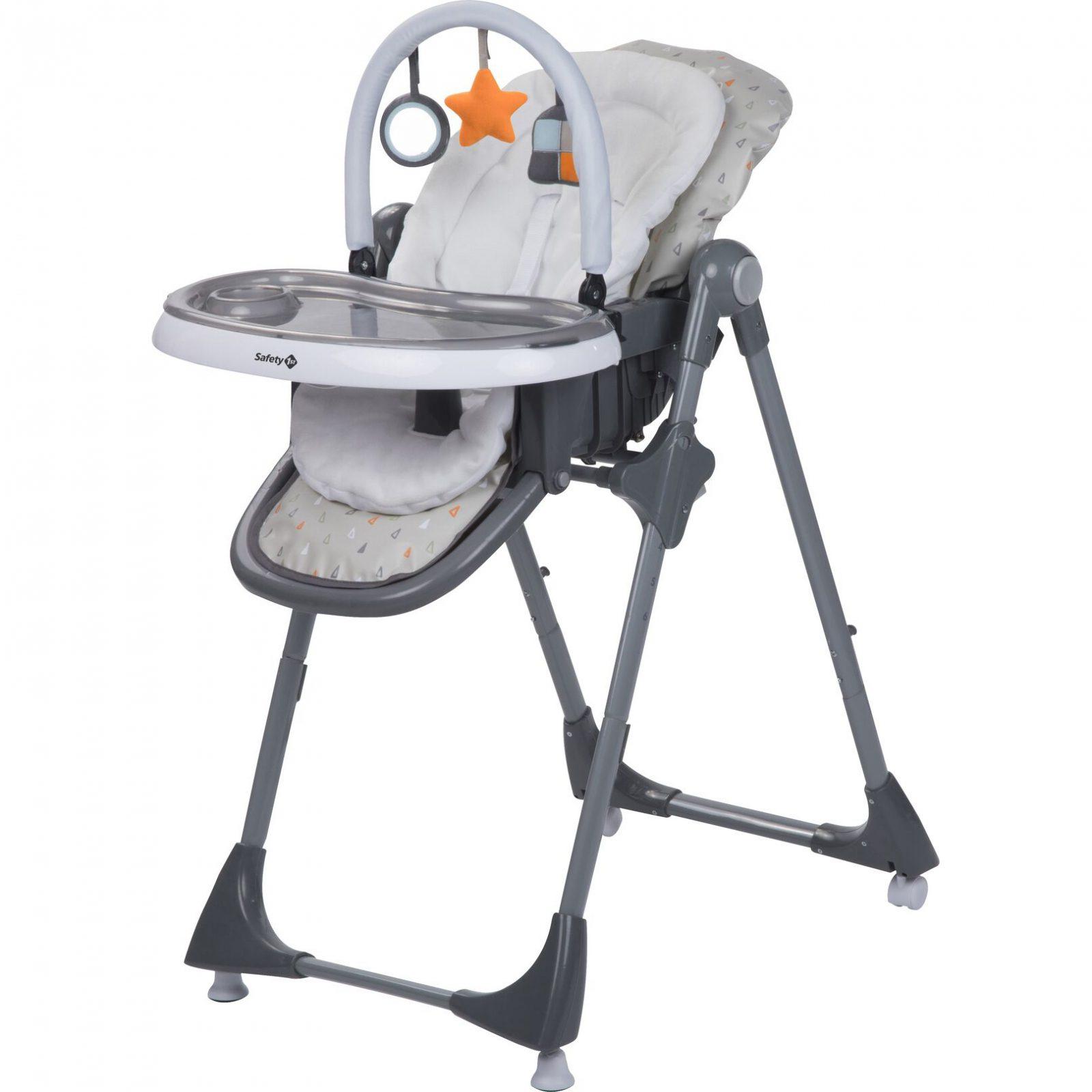 Baby In Kinderstoel.Safety 1st Kiwi 3 In 1 Kinderstoel