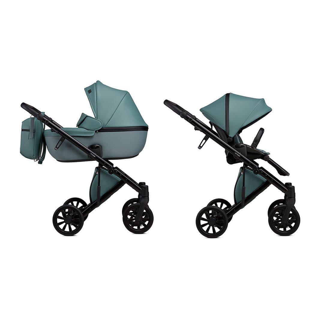 Kinderwagen Erweiterung 2 Kind