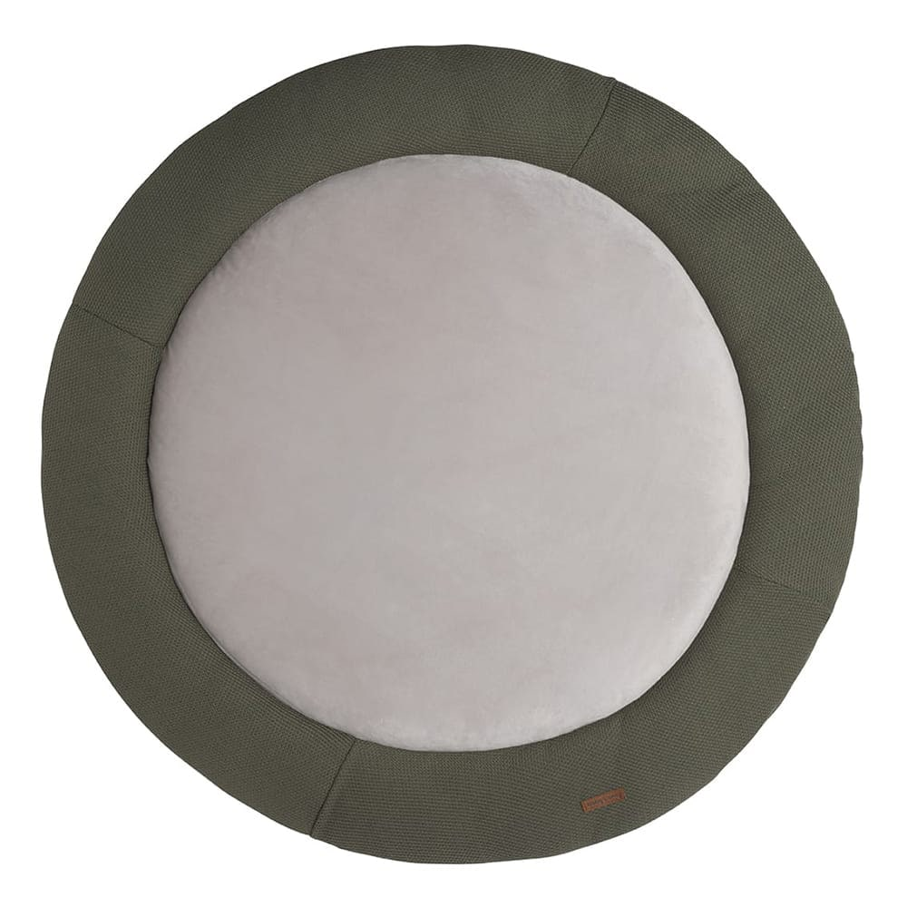 Baby's Only Boxkleed Classic Rond 90 cm. - Khaki