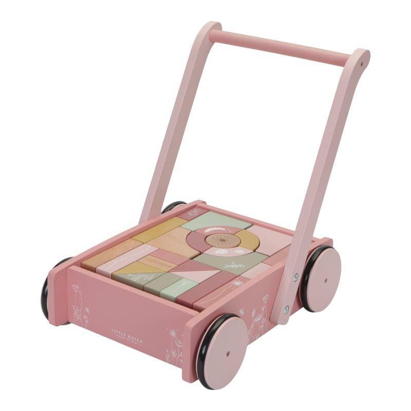 Little Dutch Houten Blokkenkar online kopen   Baby Plus ...